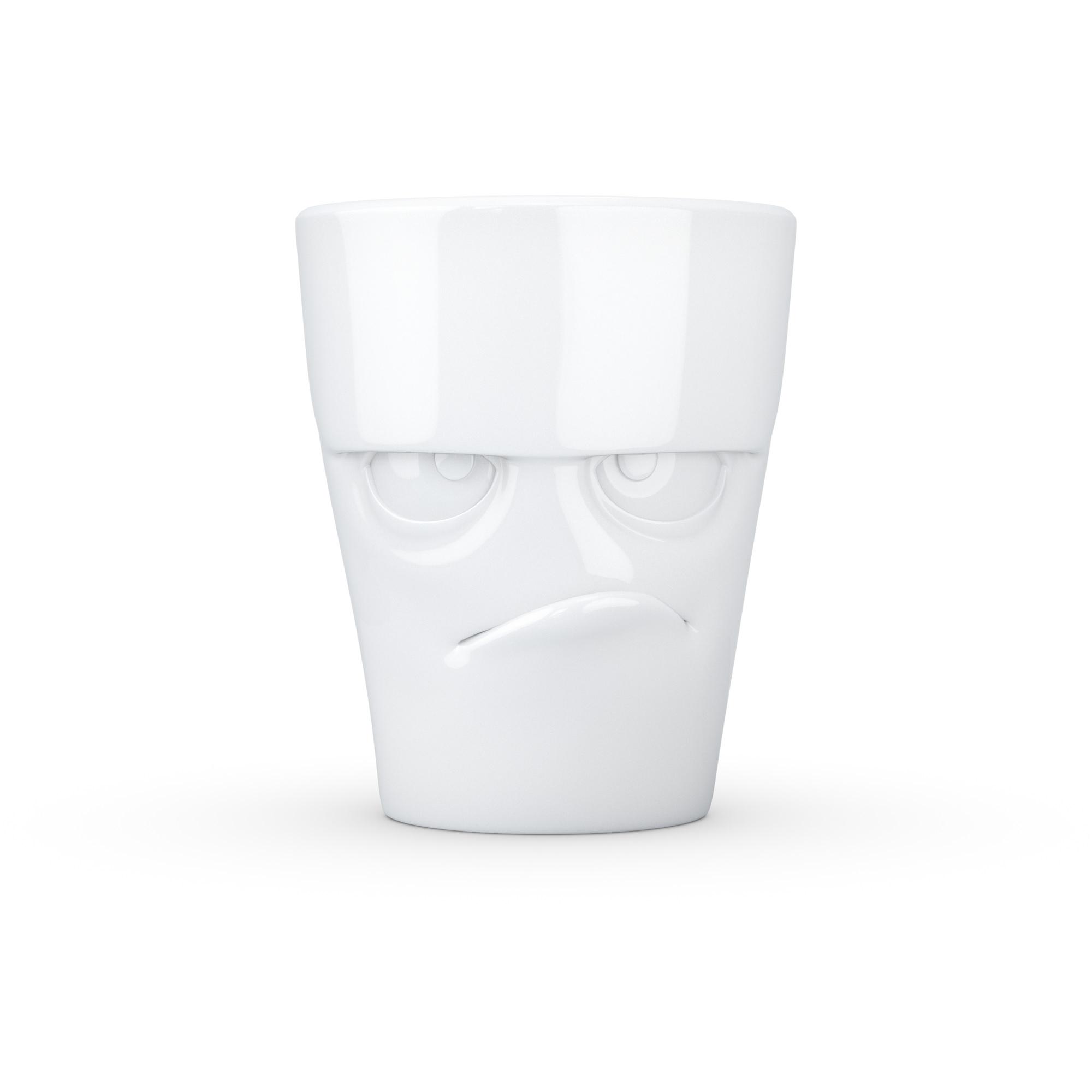 Mug-Grummelig-Weiß