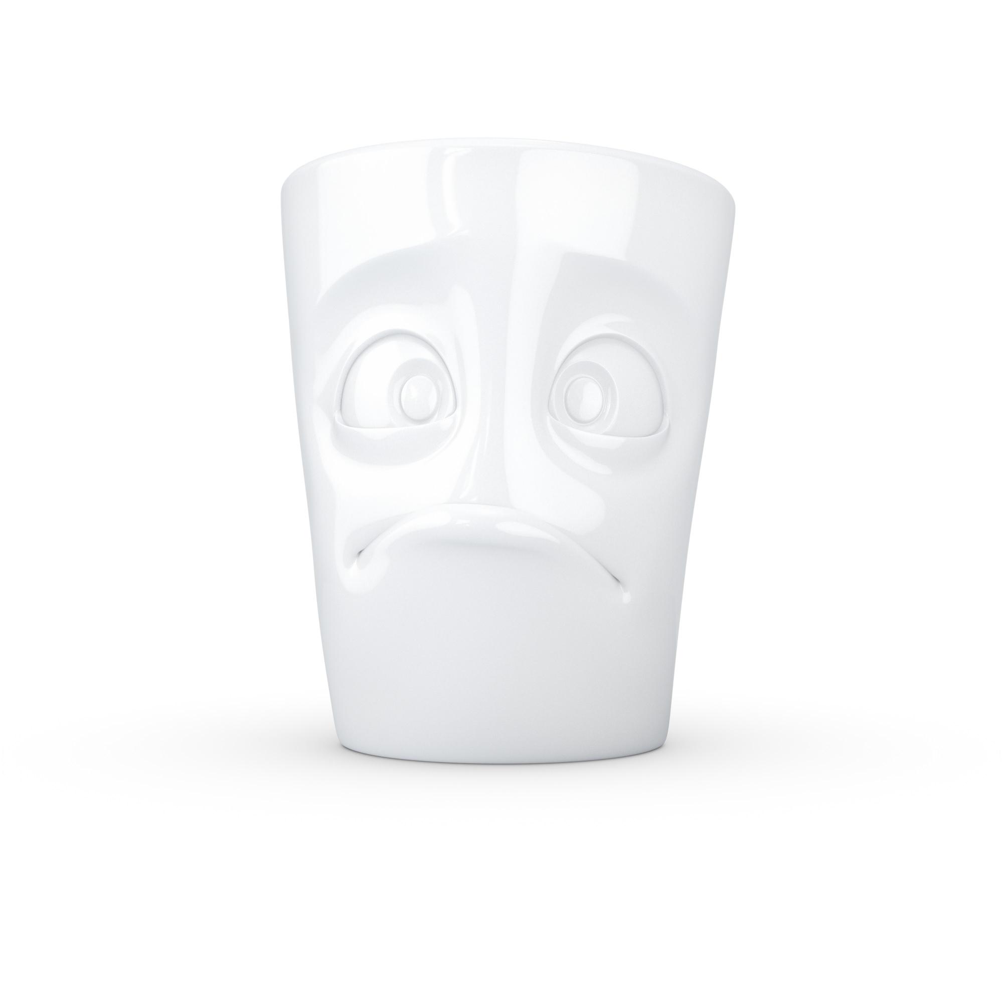 Mug-Verdutzt-Weiß