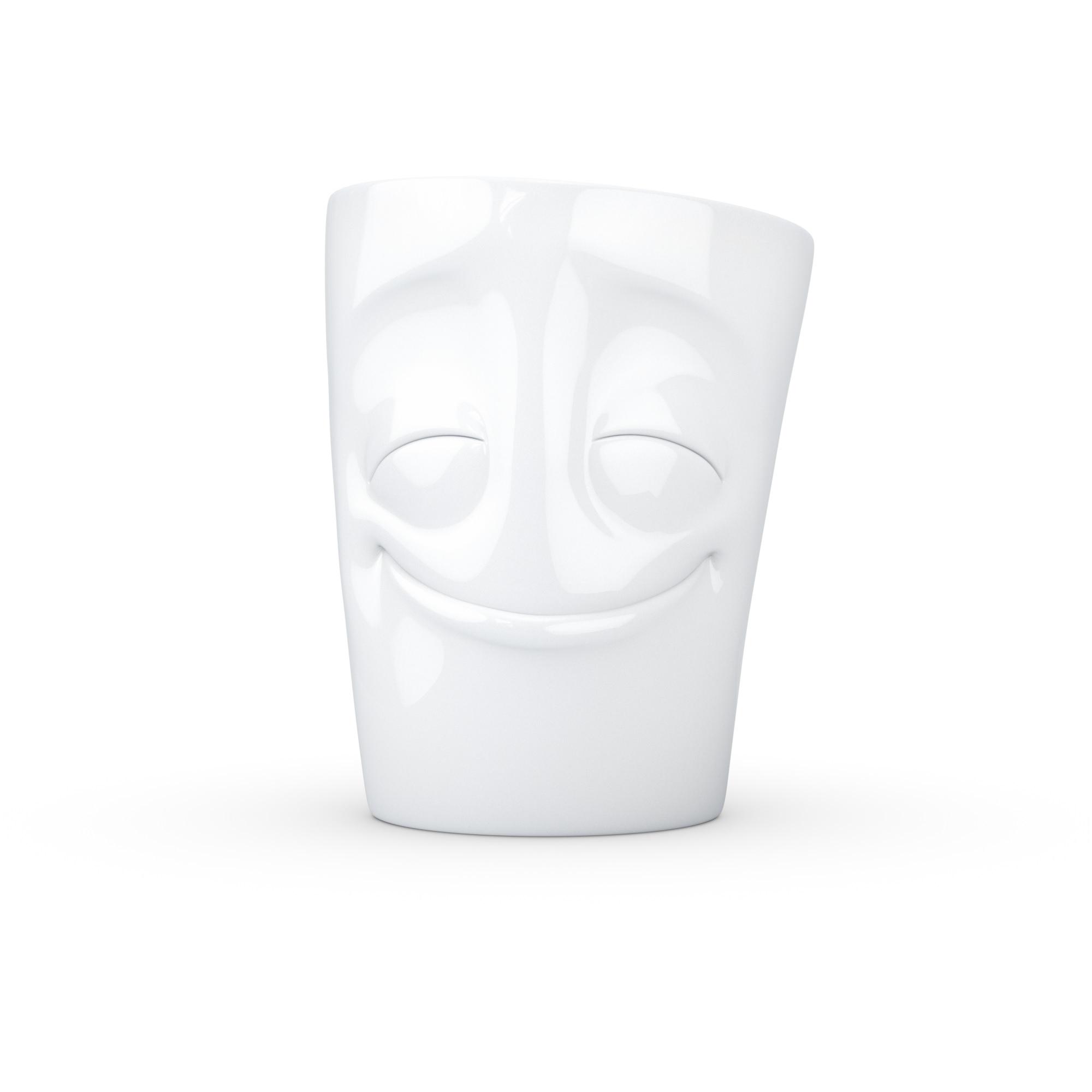 Mug-Vergnügt-Weiß