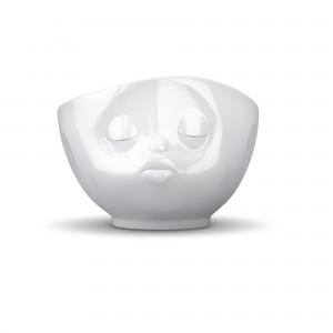 Schale-Kuss-Weiß
