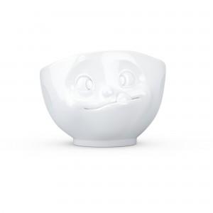 Schale-Lecker-Weiß